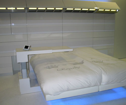 Qozi bed
